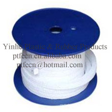 Pure PTFE Braided Packing With/ Without Oil