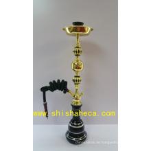 Klassisches Modell Design Eisen Nargile Pfeife Shisha Shisha