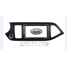 KIA Picanto 2015 Car GPS DVD Navigation with 4.4
