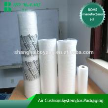 venda quente logotipo personalizado para saco de filme de bolha de ar de comércio eletrônico