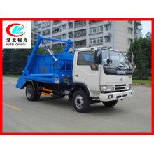 DFAC swing- arm Garbage Truck
