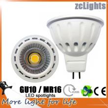 Réflecteur LED GU10 MR16 / Gu5.3 Projecteur COW 6W ((MR16-A6)