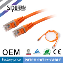 SIPU alibaba website competitive price rj45 network cable utp network cable rj45 cat5e patch cord