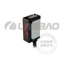 Sensores fotoeléctricos de supresión de fondo de plástico rectangular (PSC DC3)