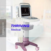 Machine à ultrasons Doppler cardiaque portable (THR-CD009)