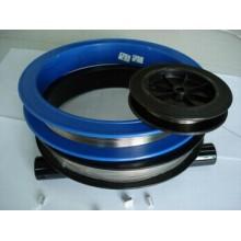 Lavar a superfície molibdênio puro fio Dia0.5mm para o elemento de aquecimento