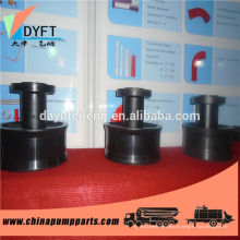 productos calientes repuestos dn200 dn230 dn250 dn180 pistón de la bomba de pistón hecho en China