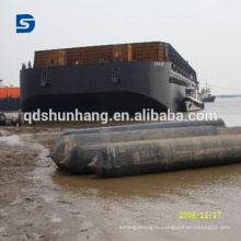 Airbag gonflable de bateau pour le lancement et l'amarrage de bateau