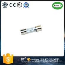 Fusible de tubo de vidrio 3.15A 125V 250V 3.6X10 5.2X20 6X30