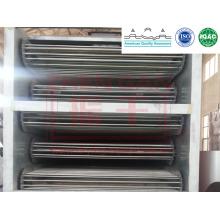 Línea de producción de polvo de yuca de venta caliente - Secador de correa de malla