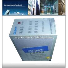 Ascenseur Relais de séquence de phase XJ3-G, relais d'ascenseur