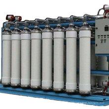 Sistema de tratamento de água UF para água mineral
