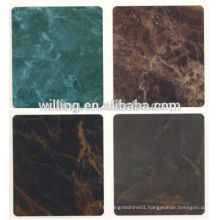 Color Sand Coated Metal Roofing Tile / Best Building Material