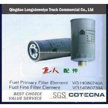 HOWO Truck Parts Fuel Filter