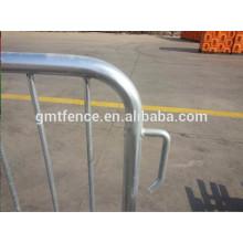Barrière de contrôle de foule à vendre / baroque de concert / barrière de scène en métal