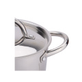 Nesting Pot Set Politur Induktionskochgeschirr Set