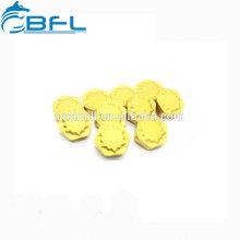 Вставки карбида BFL VBMT Вставки вырезывания карбида вольфрама CNC