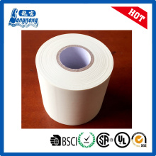 Non adhesive pipe insulation tape