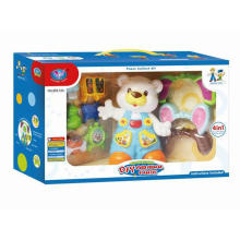 Musical Toy DIY Toy Animal Park Wih Recording (H9258012)