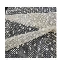 Couture Paillettenstickerei Stoff für Frauenkleid