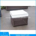 High Quality Unique Design Brown Rattan Cube Garden Furniture