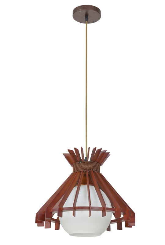 Pendant Light Wood