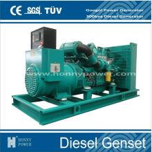 286kw Googol Diesel Grupo electrógeno