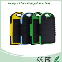 Cargador universal del banco de la energía solar 5000mAh para el ordenador portátil del iPad (SC-01-5)