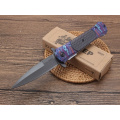 Personlized Survival Sharp Pocket Knife