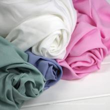 60s 100% Rayon Viskose Stoff für Kleidungsstück