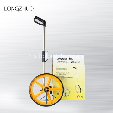Juruukur Rolling Walking Wheel Jarak Mengukur Digital