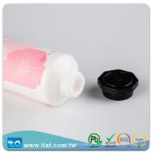 Fabricant de Taiwan soin personnel crème pour les mains tube octogonale serrage serrage