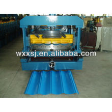 machine de tuile en acier de couleur