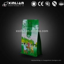 На заказ упаковка для пищевых продуктов пластиковая упаковка для чая