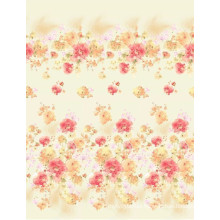 100% cotton pattern fabric , good quality for home textile