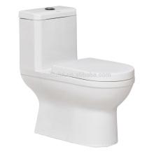 CB-9869 Siphonic One Piece Toilet Americian standard toilet flush valve WC china portable toilet