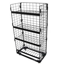 Black Store Display Rack (GDS-032)