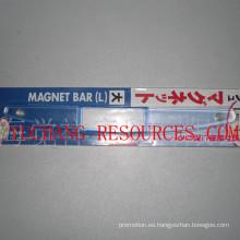 Tira magnética plástica transparente (OI42003)