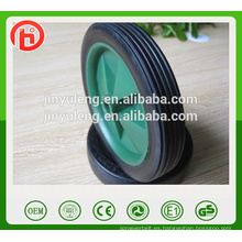 6x1.5 pequeña rueda sólida para juguetes / cortacésped / carros