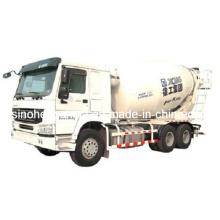 Caminhão resistente do misturador de cimento de XCMG 12m3 / caminhão de mistura / caminhão concreto do misturador de cimento / misturador de cimento Xzj5250gjb1