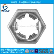 En Stock Fournisseur chinois Meilleur prix DIN7967 Acier inoxydable contre-écrou