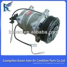 Compressor de ar condicionado elétrico 12v para volvo