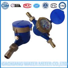 China Fornecedor Medidor de água residencial do jato Multi da alta qualidade (DN15-DN40)