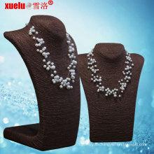 Collar de perlas de agua dulce
