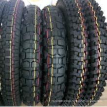 Motorcycle Tire and Butyl Inner Tube of Motorcross Tyre