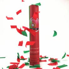 Nouveau produit Confetti Shooter pour Festival Celebration avec Slip multicolore
