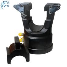 2018 hochwertige hydraulische Kopf Druckfeder Werkzeug Kabelschuh Crimpen