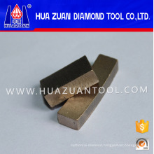 Stone Diamond Tools Segment with Stable Performance