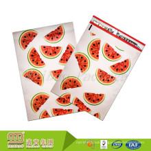 Waterproof Custom Logo Printed 2.5 Mil Plastic Postage Packaging Polythene Ldpe/Hdpe Poly Bag