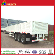 Detachable Side Wall 40FT Fence Trailer